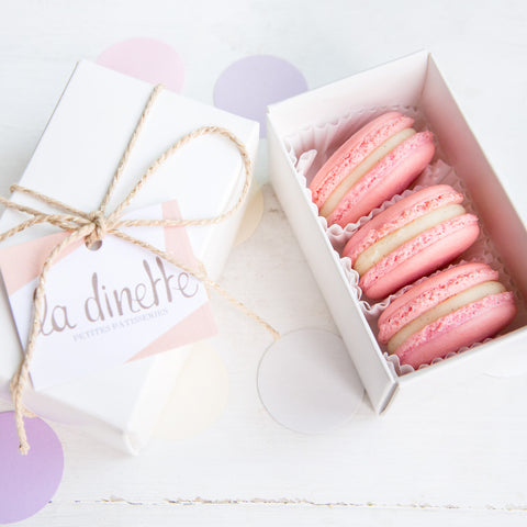 Macarons Subscription Gift UK