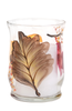 Autumn Leaves Candle Holder - Wineflowers