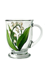 Lily of the Valley Cafe Mug
