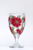 Red Gerbera Daisies 5-Piece Hostess Set - Wineflowers  - 2