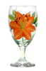 Tigerlilies Goblet - Wineflowers