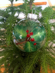 Hollyberries Ornament