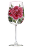 Burgandy Classic Roses - Wineflowers
