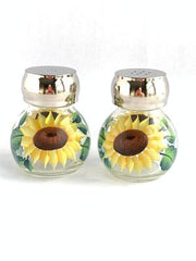 Sunflowers Salt & Pepper Set