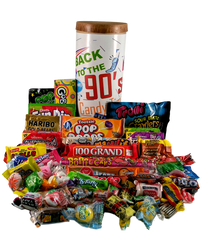 90's Retro Back To Candy Time Capsule