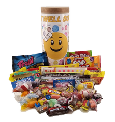 Get Well Soon Candy Capsule - Simply Sweet Times