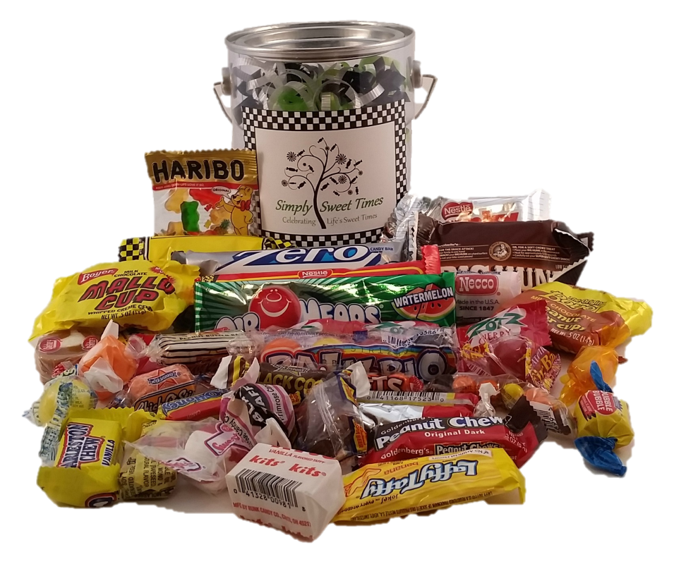 Sweet Times Candy Pail
