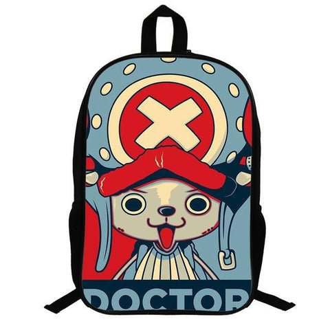 Sac One Piece Docteur Tony Chopper