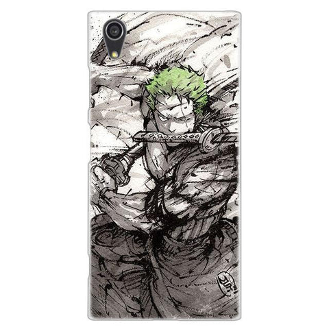 Coque One Piece Sony Zoro