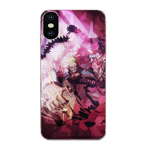 Coque One Piece LG Doflamingo