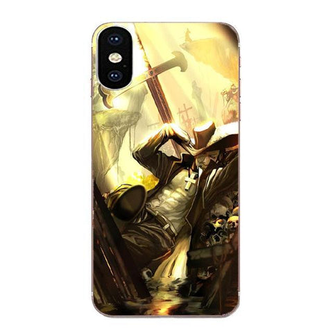 Coque One Piece LG Mihawk