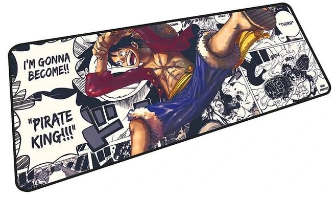 Tapis de Souris One Piece Monkey D. Luffy