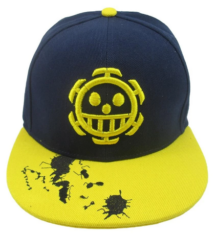 Casquette One Piece Pirate du Heart