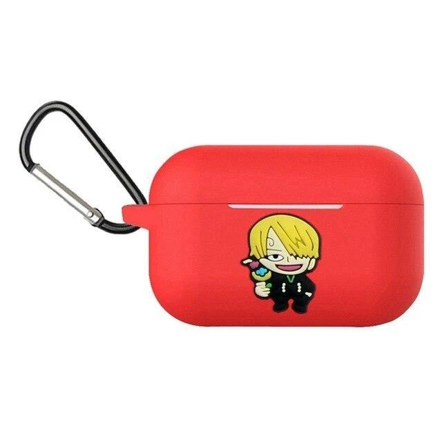 Coque Airpods One Piece Pro Sanji