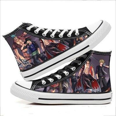 Chaussure One Piece Pirate Mugiwara