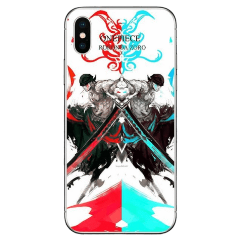 Coque One Piece iPhone Zoro