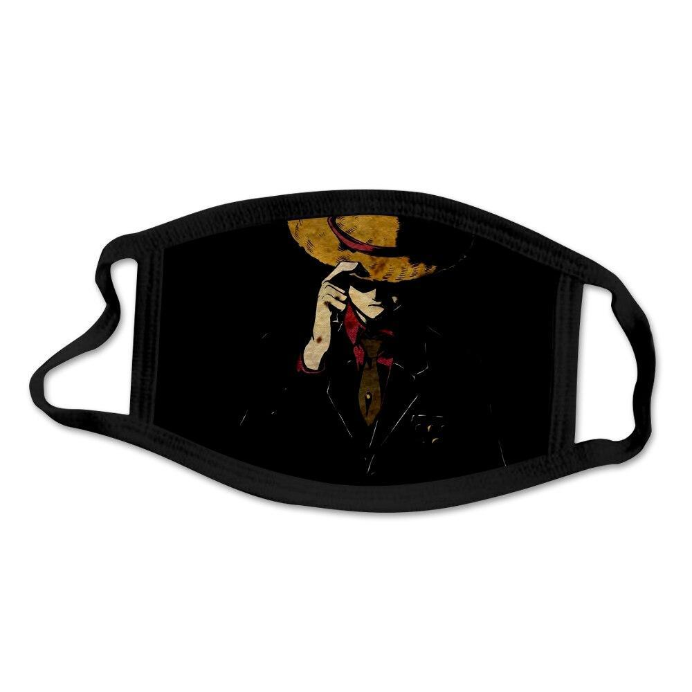 Masque Anti-Pollution One Piece Luffy Strong World