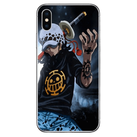 Coque One Piece iPhone Law