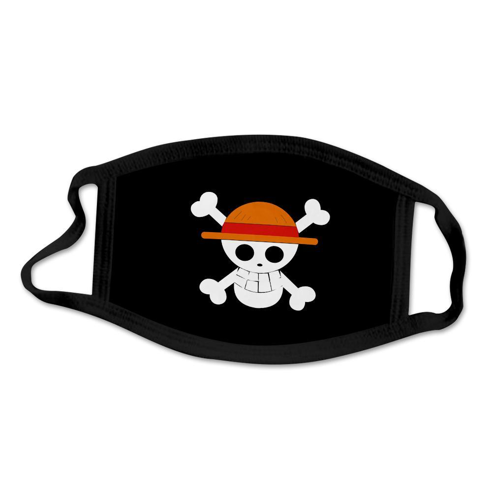 Masque Anti-Pollution One Piece Jolly Roger