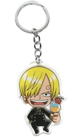 Porte-Clé One Piece Sanji