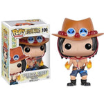 POP One Piece Portgas D. Ace