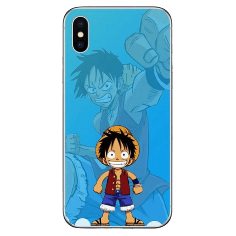 Coque One Piece iPhone Gear 3