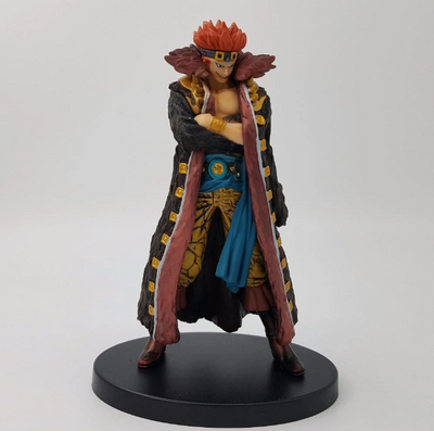 Figurine One Piece Eustass Kid (17cm)