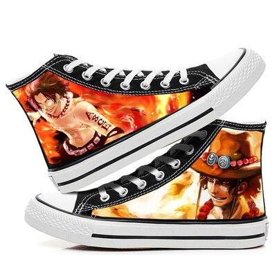 Chaussure One Piece Portgas D. Ace