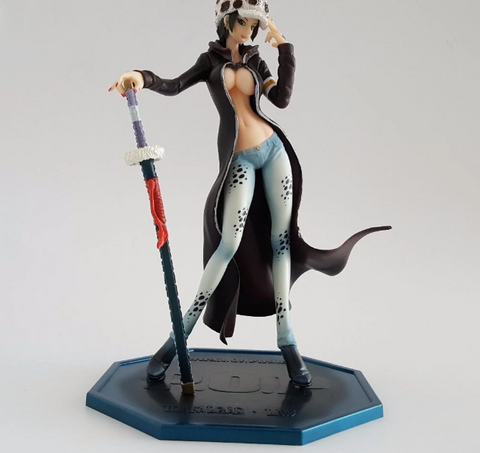 Figurine One Piece Trafalgar Law Girl Version (21cm)