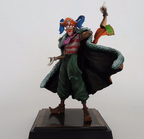 Figurine One Piece Baggy Le Clown (24cm)