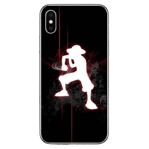 Coque One Piece iPhone Luffy