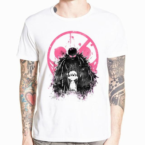 T-Shirt One Piece Doflamingo