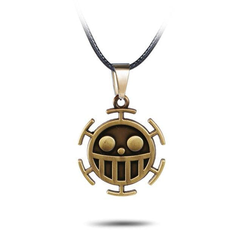 Collier One Piece Pirate du Heart