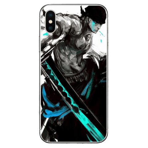 Coque One Piece iPhone Zoro Roronoa
