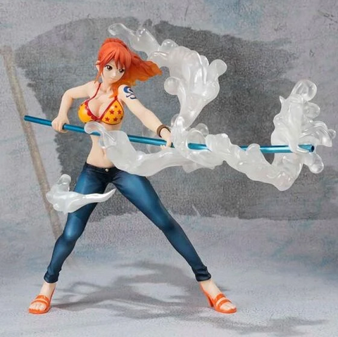 Figurine One Piece Nami Milky Ball (15cm)