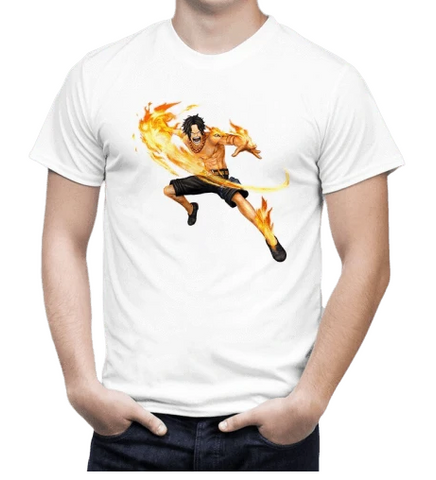 T-Shirt One Piece Ace