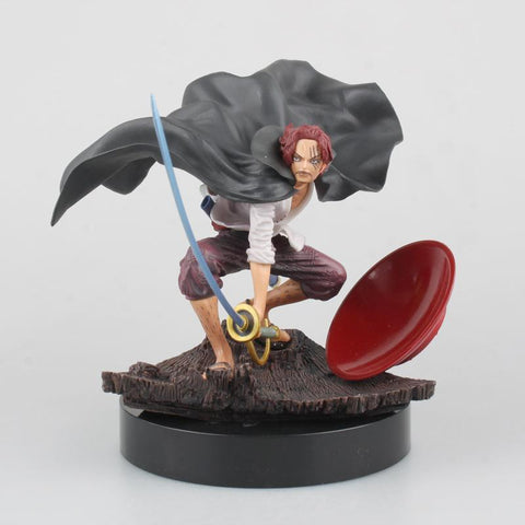 Figurine One Piece Shanks Le Roux