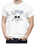 T-Shirt One Piece Logo de Sanji