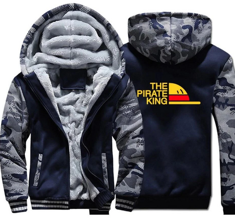 Veste Camouflage One Piece King Pirates