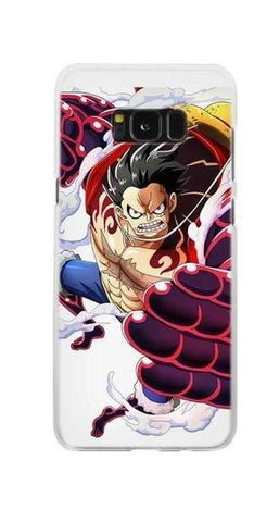Coque One Piece Samsung Luffy Gear 4