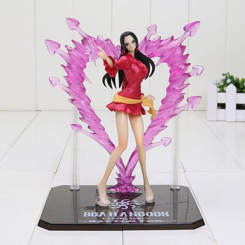 Figurine One Piece Boa Hancock Version Battle (17cm)