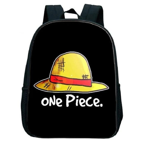 Sac One Piece Chapeau de Paille