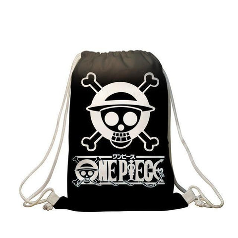 Sac de Gym One Piece Jolly Roger Mugiwara