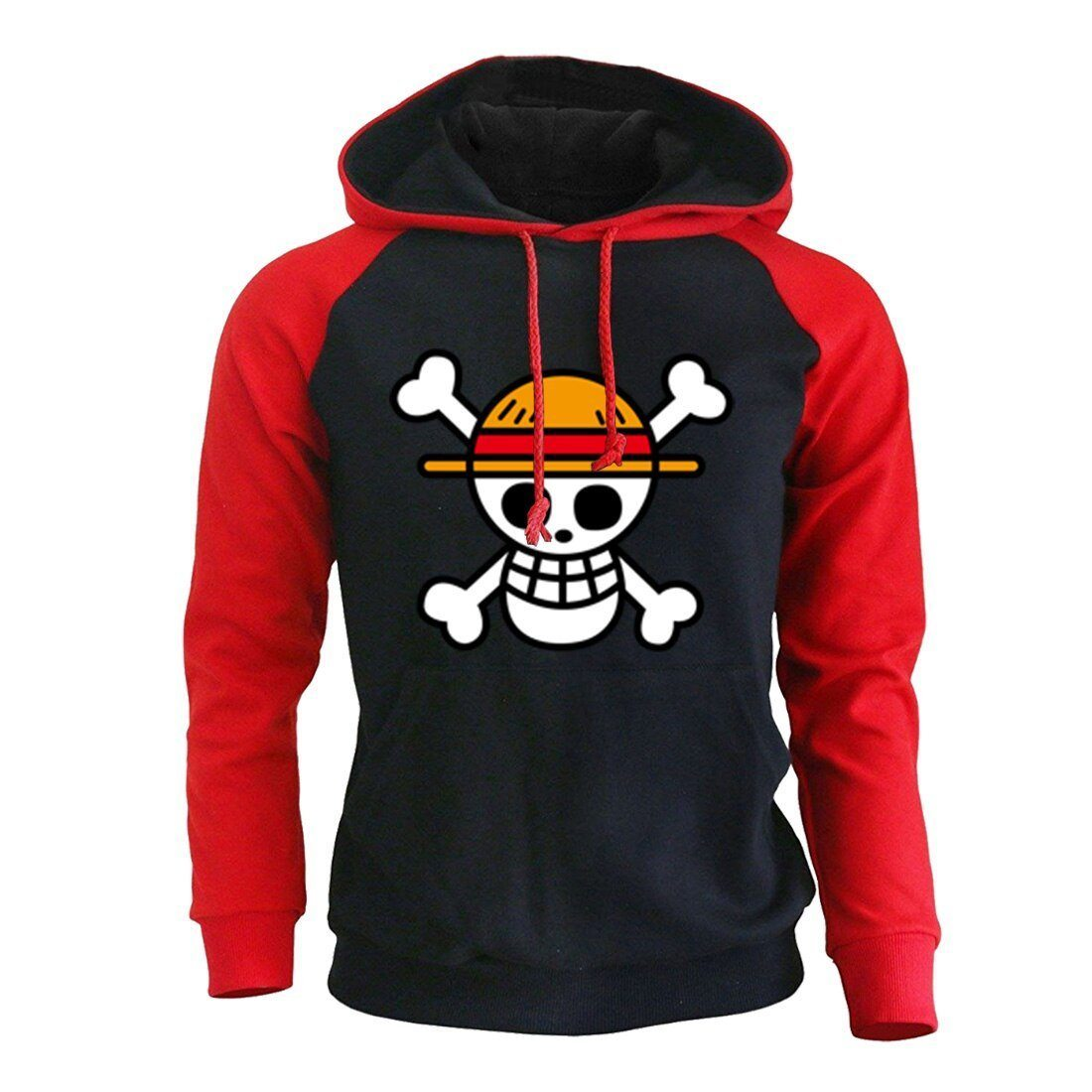 Sweat One Piece Luffy Jolly Roger