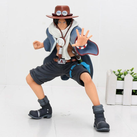 Figurine One Piece Abiliators Ace (18cm)