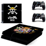 Sticker PS4 One Piece Jolly Roger