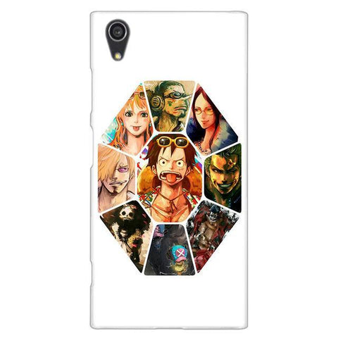Coque One Piece Sony Mugiwara