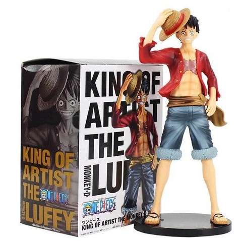 Figurine One Piece Monkey D. Luffy