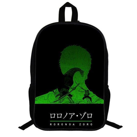 Sac One Piece Roronoa Zoro