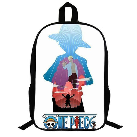 Sac One Piece Luffy et Doflamingo